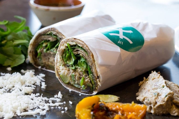 Byconcept home eat to live fast food vegan